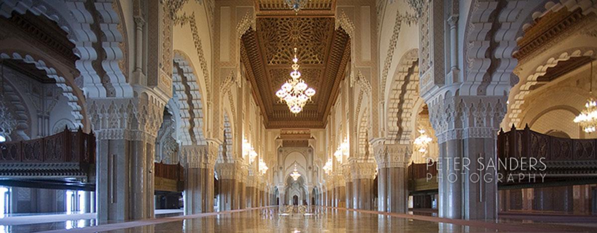 Исламский мир сквозь объектив Питера Сандерса