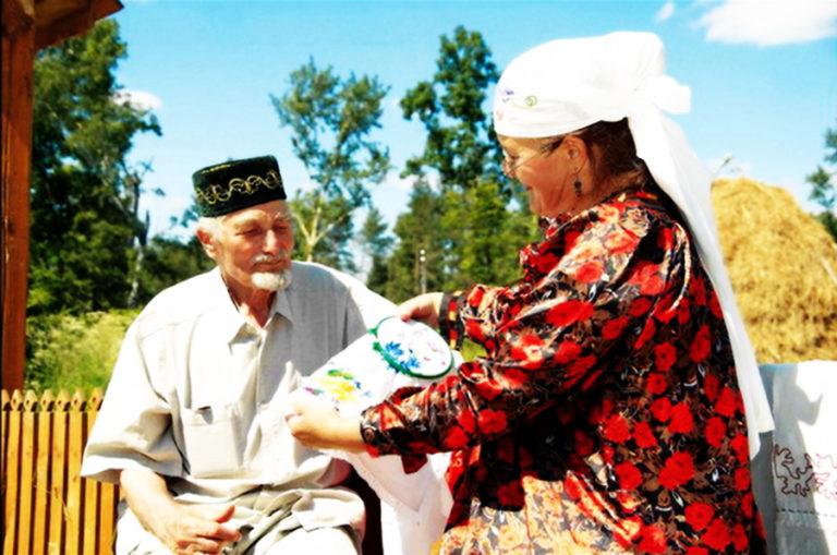 уважительное обращение к женщине по-татарски Ксения