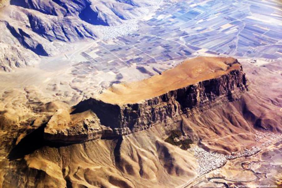 Ученые обнаружили обломки Ноева ковчега