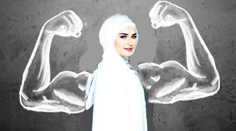 В чем сила женщины?