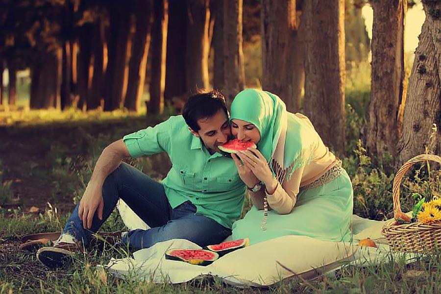 Молитва для укрепления чувств между супругами