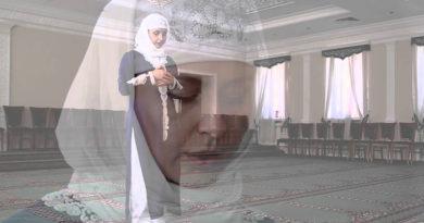 Намаз для женщин по мазхабу имама Абу Ханифы