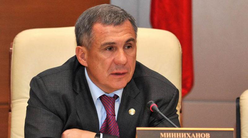 Поздравление Президента РТ. Р.Н. Минниханова с Днем официального принятия Ислама Волжской Булгарией