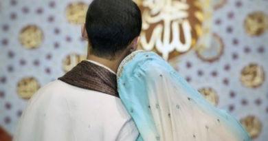 Пусть мужчина не питает ненависти к жене