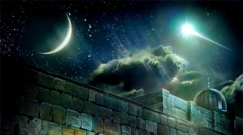 10 чудес которые увидел Пророк ﷺ при путешествии аль-Исра