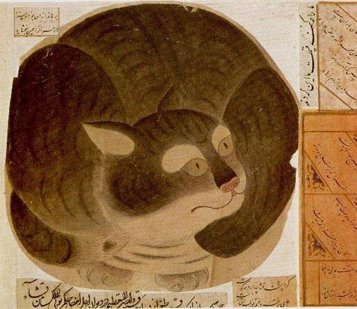 Османская миниатюра