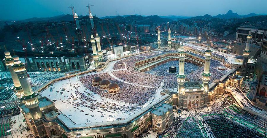 20,5 тысяч мусульман из России совершат хадж в этом году