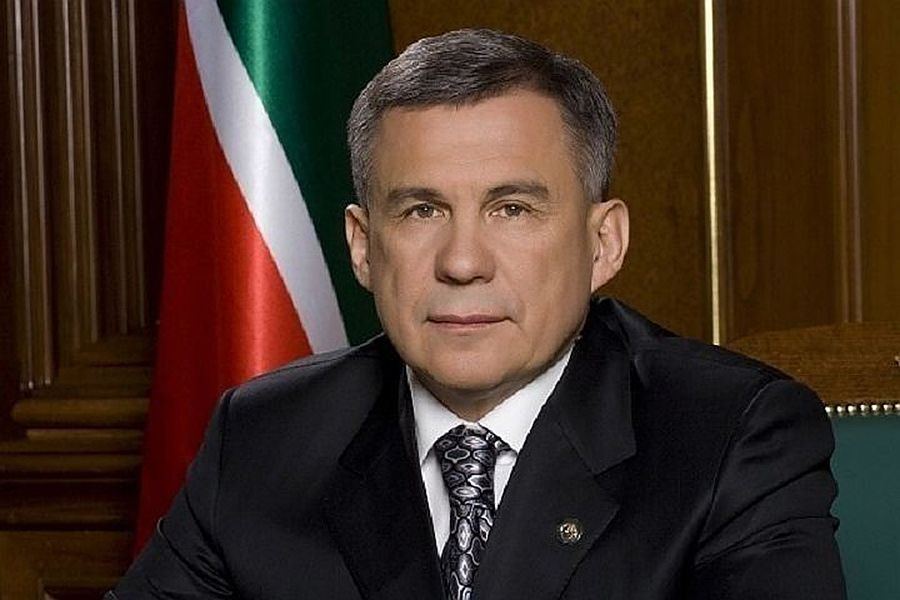Поздравление Президента РТ по случаю Дня официального принятия ислама Волжской Булгарией