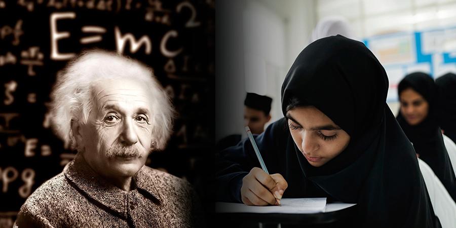 11-летняя мусульманка опередила по уровню IQ самого Альберта Эйнштейна