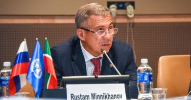 Президент РТ выступил в ООН: сохранение межрелигиозного мира – основа благополучия Татарстана