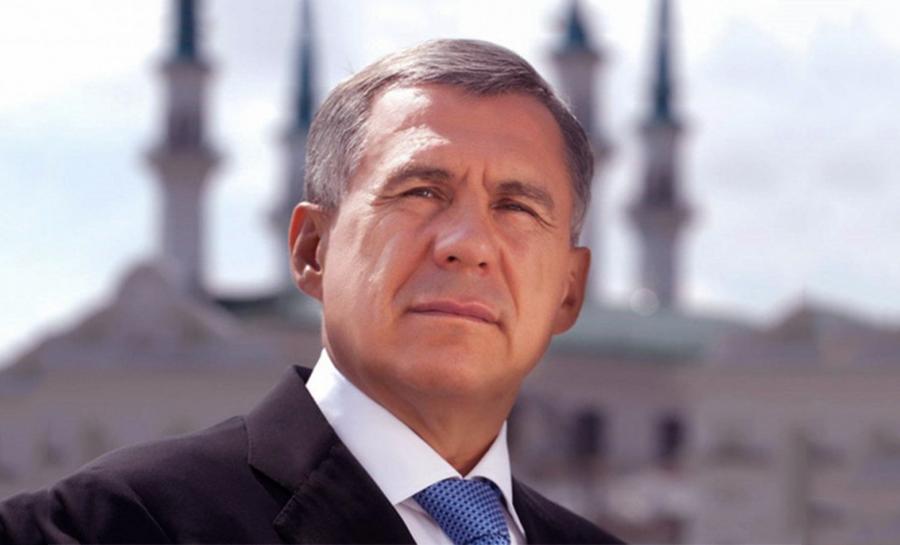 Президент Татарстана Рустам Минниханов поздравил мусульман с праздником Мавлид ан-Наби