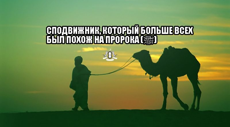 Сподвижник, который больше всех был похож на Пророка (ﷺ)