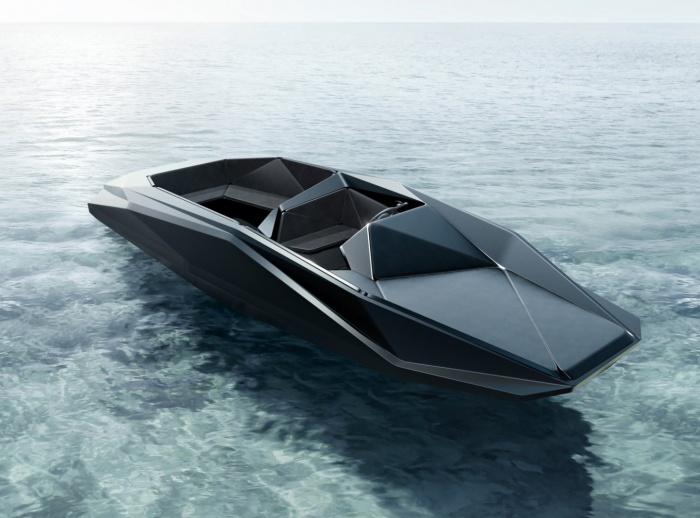 Концепт элитных яхт