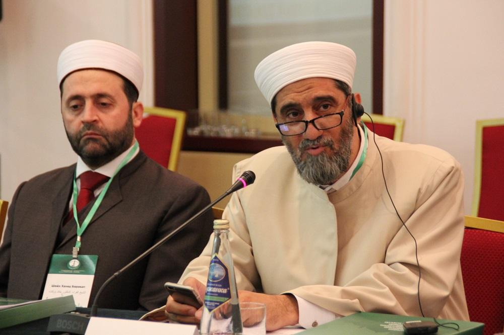 Международной казанской богословской конференции «Толкование Священного Корана в прошлом и настоящем»: Современная интерпретация коранических аятов, связанных с военной тематикой