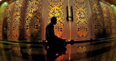 Лечебное воздействие молитвы