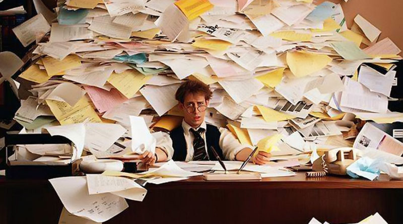 Как беспорядок влияет на продуктивность, и что с этим делать?