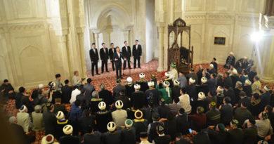 В Болгаре прошел торжественный Маулид ан-Наби