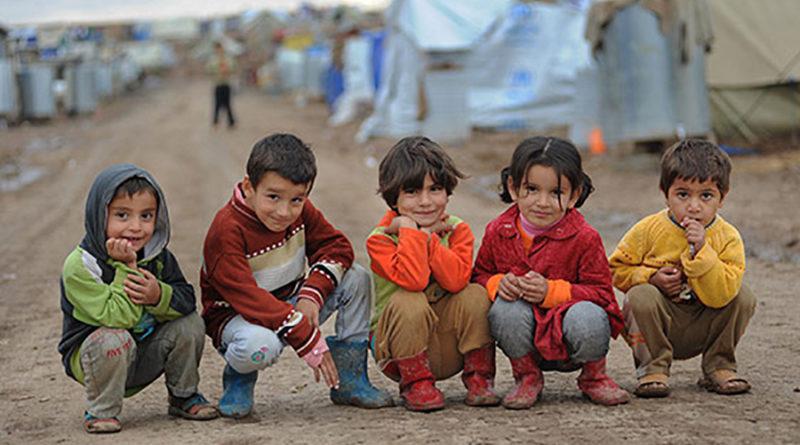 40 тонн подарков из России получат маленькие сирийцы