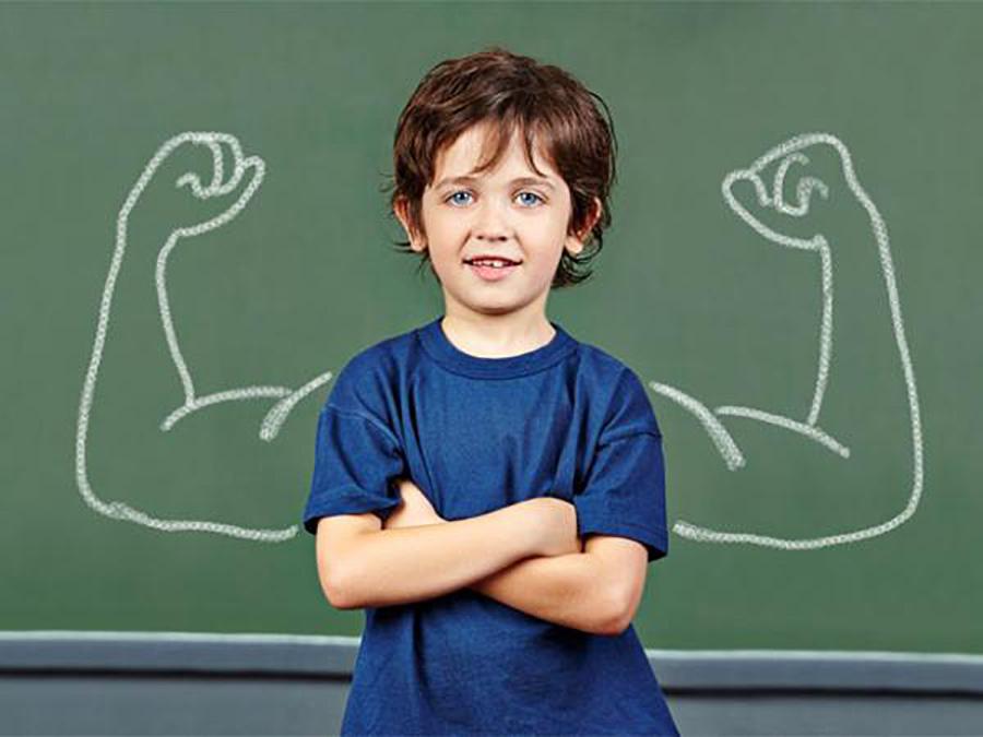 Как в ребенке воспитать уверенность?