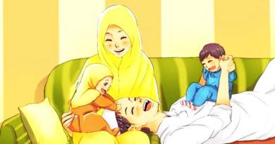 Значение семьи в Исламе
