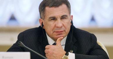 Рустам Минниханов получил международную премию по исламским финансам