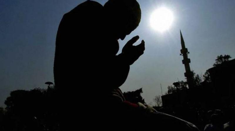 Смирение в молитве