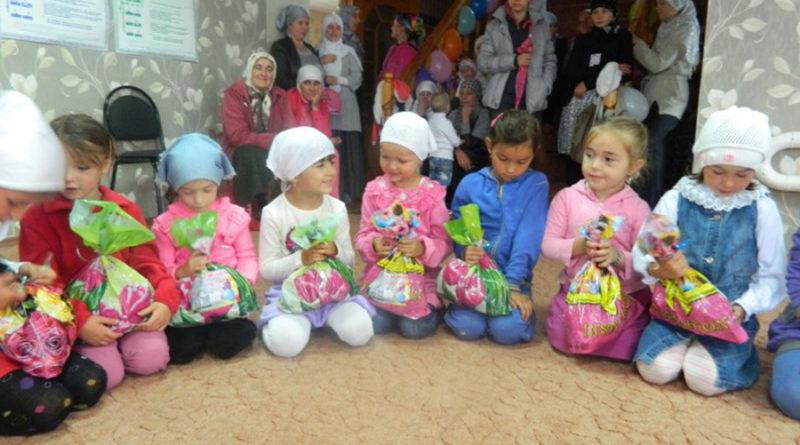 Как провести праздник Ураза-байрам с детьми