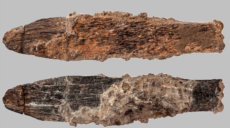 В Марокко найден нож возрастом 90 тысяч лет