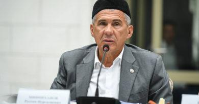 Президент Татарстана