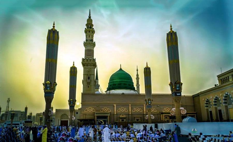 Совершивший 40 намазов в этой мечети избежит наказаний Ада