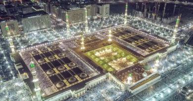 Так могилу пророка Мухаммада (ﷺ) не видели более 500 лет (ФОТО)