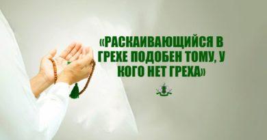 «Раскаивающийся в грехе подобен тому, у кого нет греха»