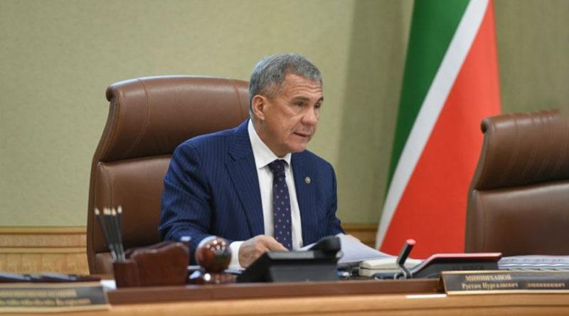 Президент Татарстана Рустам Минниханов опубликовал обращение по случаю Дня официального принятия ислама Волжской Булгарией.