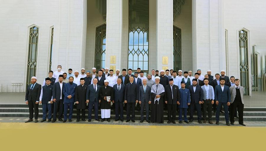 День знаний и День первокурсника в Болгарской исламской академии
